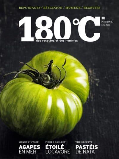 180°C des recettes et des hommes – n°1 1