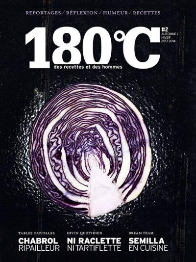 180°C des recettes et des hommes – n°2