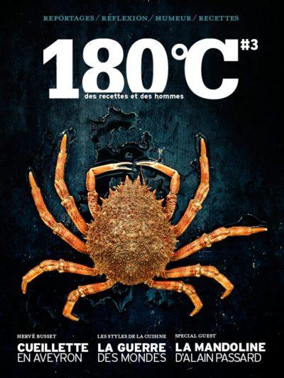 180°C des recettes et des hommes – n°3