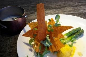 La recette du restaurant Dessance... 5
