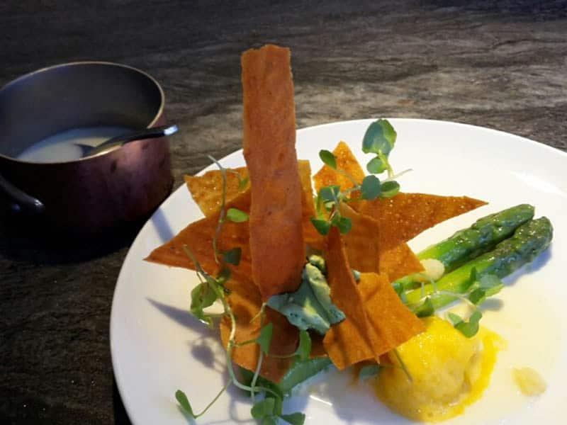 La recette du restaurant Dessance... 1