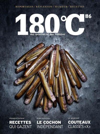 180°C des recettes et des hommes – n°6 1
