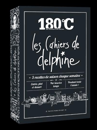 Le coffret des Cahiers de Delphine 1