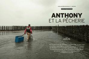 La pêcherie d'Anthony Mahé