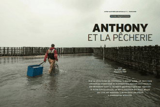 La pêcherie d'Anthony Mahé