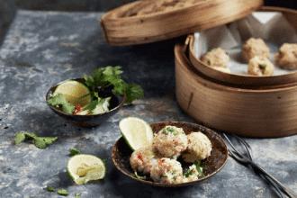 bouchées-de-crevettes
