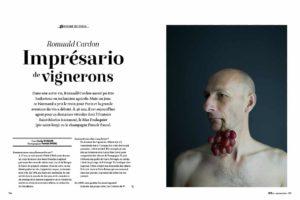 12°5 des raisins et des hommes - n°1<br>+ 1 affiche de Michel Tolmer