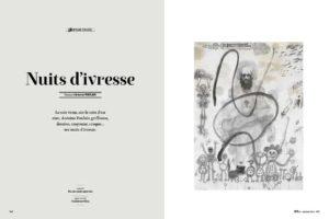 12°5 des raisins et des hommes - n°1<br>+ 1 affiche de Michel Tolmer 16
