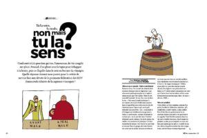 12°5 des raisins et des hommes - n°1<br>+ 1 affiche de Michel Tolmer 5