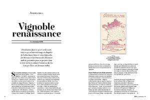 12°5 des raisins et des hommes - n°1<br>+ 1 affiche de Michel Tolmer 10
