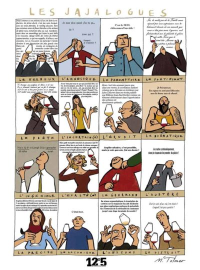 12°5 des raisins et des hommes - n°1<br>+ 1 affiche de Michel Tolmer 2