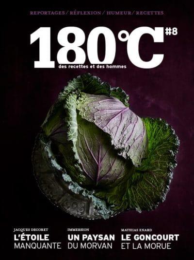 180°C des recettes et des hommes – n°8 1