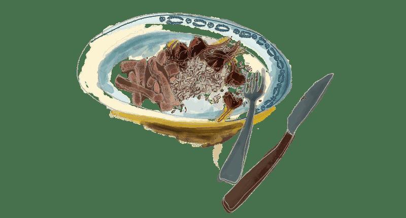 echine-de-porc-aux-chanterelles-et-riz-basmati-recette-gazette-180c