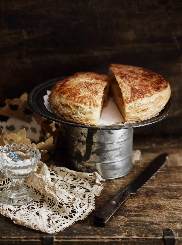 La galette des rois : deux recettes en une !