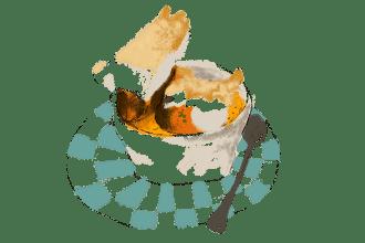 petites-cremes-aux-abricots-rotis-et-meringues