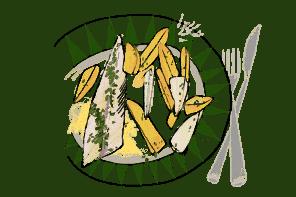 filets-de-maquereaux-pommes-de-terre-et-racines-de-persil-recette-gazette180c