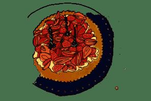 tarte-sablee-aux-fraises