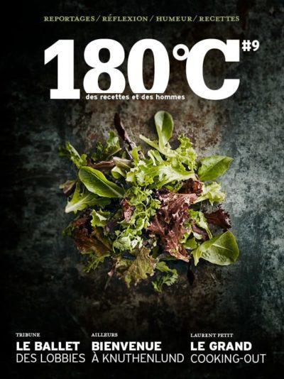 180°C des recettes et des hommes – n°9 1