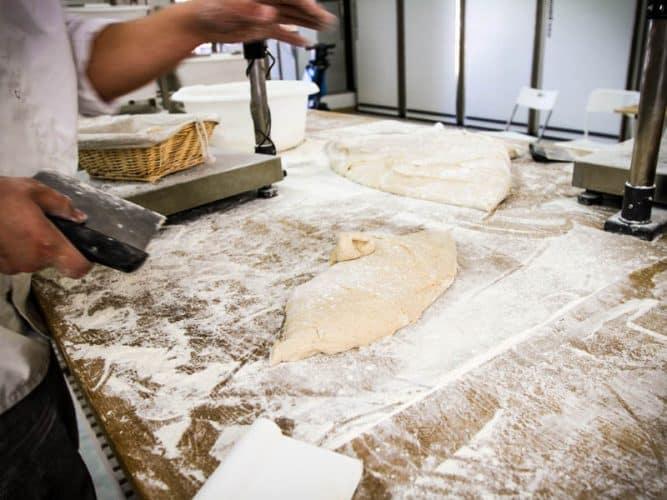 Le façonnage des pains © 180°C - Mayalen Zubillaga