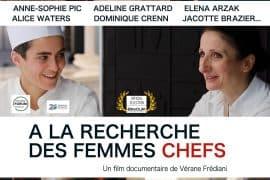 À la recherche des femmes chefs