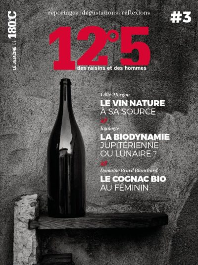 12°5 des raisins et des hommes - n°3