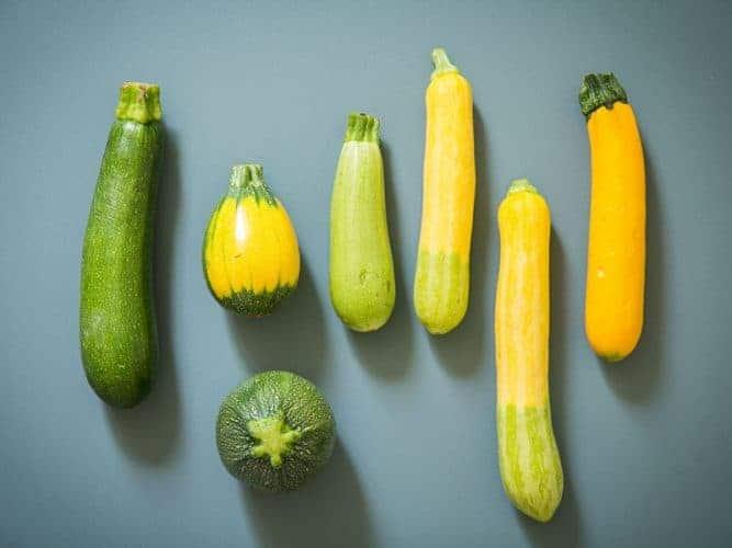 Différentes variétés typiques- la longue, les rondes, la grise, les jaunes - 180°C - Photographie Camille Oger