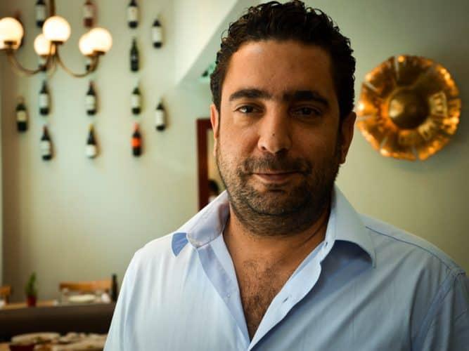 Makram Rabbath, producteur de petits gris -- © 180°C - Photographie Chloé Domat