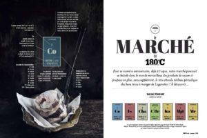 """180°C des recettes et des hommes – n°10<br>+ 1 Poster """"Le Cabinet de Curiosités"""" 10"""
