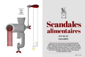 """180°C des recettes et des hommes – n°10<br>+ 1 Poster """"Le Cabinet de Curiosités"""""""