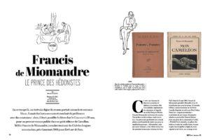"""180°C des recettes et des hommes – n°10<br>+ 1 Poster """"Le Cabinet de Curiosités"""" 7"""