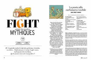 """180°C des recettes et des hommes – n°10<br>+ 1 Poster """"Le Cabinet de Curiosités"""" 9"""