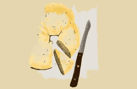 Brioche à l'anis et fleur d'oranger 15