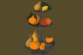 Compote de fruits en fin de vie