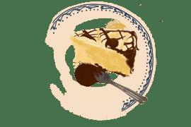 Gâteau renversé poire-choco-coco