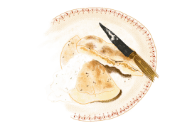 Naans aux fromages 3