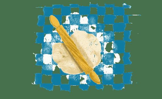Pâte à tarte aux petits suisses périmés 4