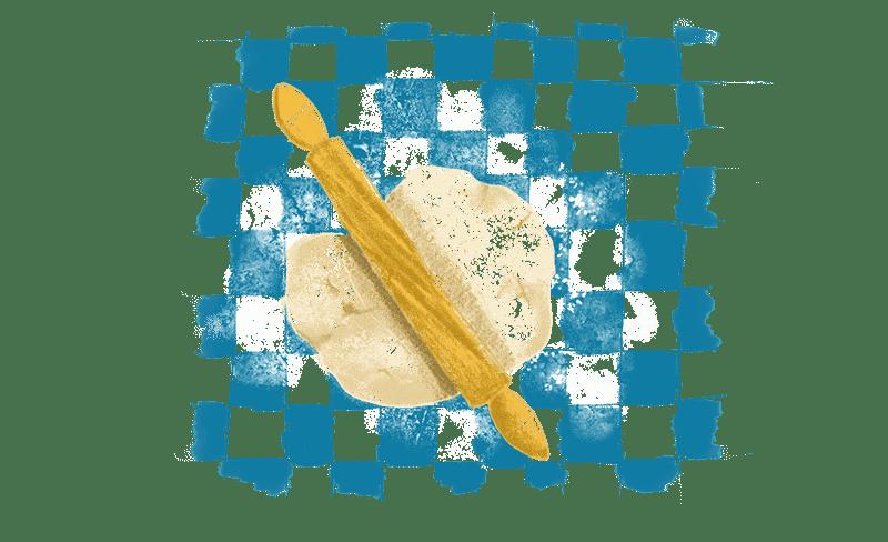 Pâte à tarte aux petits suisses périmés 1