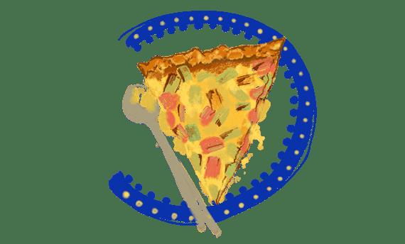 une tarte pomme-rhuba-gua 11