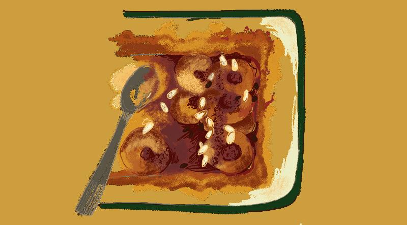 Terrine de pommes au four 1