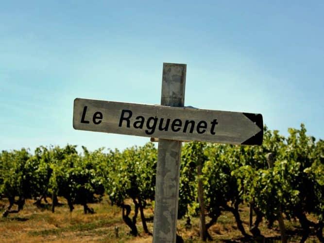 Le Raguenet, lieu dit donnant son nom au beau blanc du domaine - 180°C - Photographie Stephan Lagorce