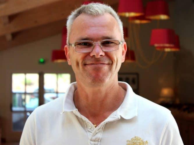 Cristian Diani, le sommelier caviste du domaine