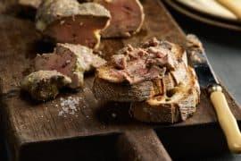 Foie gras confit au poivre noir 3