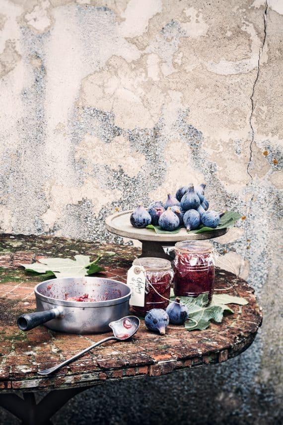Chutney de figues aux oignons