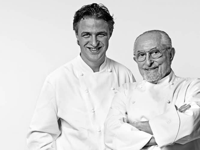 Jérôme Banctel & Alain Sendenrens © Photographie Stephane De Bourgies