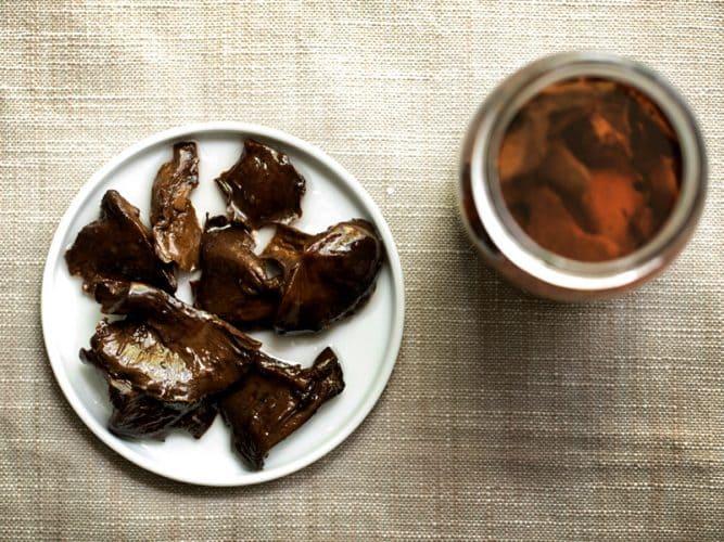 Sanguins au vinaigre - © 180°C - Photographie Camille Oger