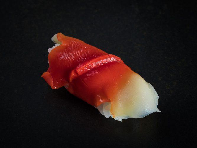 Sushi de crête de vernis - © 180°C - Camille Oger
