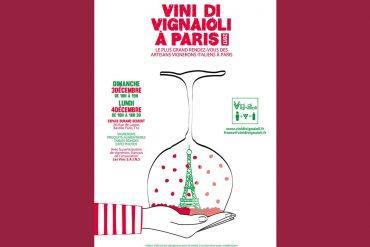Vini di vignaioli,<br>les Italiens sont de retour à Paris !