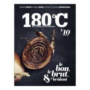"""180°C des recettes et des hommes – n°10+ 1 Poster """"Le Cabinet de Curiosités"""""""