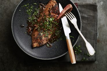 Foie de veau avec pas grand-chose 16