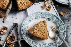 Le stupéfiant gâteau aux noix et miel 2